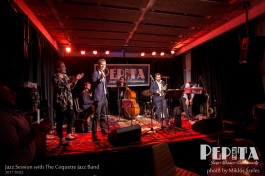 Pepita Jazz Session With The Coquette Jazz Band - Party-0100