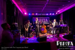 Pepita Jazz Session With The Coquette Jazz Band - Party-0101