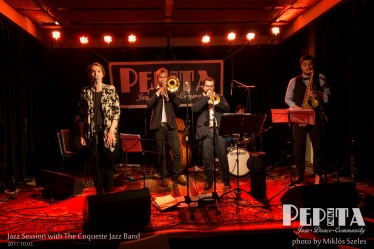 Pepita Jazz Session With The Coquette Jazz Band - Party-0103
