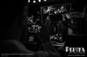 Pepita Jazz Session With The Coquette Jazz Band - Quick-0006